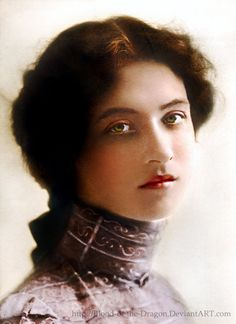 Maude Fealy by ~Blood-of-the-Dragon on deviantART