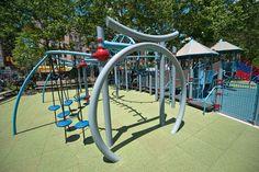 Social Psychology at Pratt: NYC Playgrounds