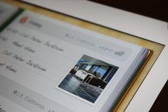 Nice book Interface