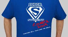 Student Council T-Shirt Designs - Designs For Custom Student Council T-Shirts - Free Shipping!
