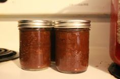 Do It Myself: Easy Stove Top Apple Butter (canned)