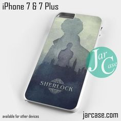 Sherlock 3 Phone case for iPhone 7 and 7 Plus