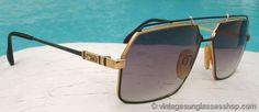 Cazal Model 734 sunglasses - Made in Germany