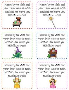 desk fairy... strategy to keep desks neat and tidy! http://media-cache5.pinterest.com/upload/242701867388869594_kskQj53x_f.jpg missdoubleyou classroom ideas