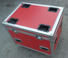 KKTU30x22x22 Red utility case