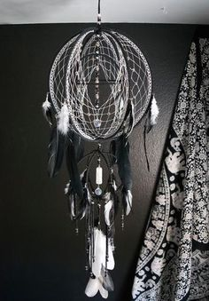 Dark Matter Empress Orbital Dream Catcher