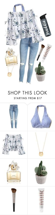"""untitled #31"" by thatbeya ❤️ liked on Polyvore featuring Hollister Co., BaubleBar, Marc Jacobs, Urban Decay and MILK MAKEUP"