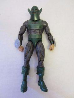 "Whirlwind Action Figure 6 1/2"" Marvel Legends | Toys & Hobbies, Action Figures, Comic Book Heroes | eBay!"