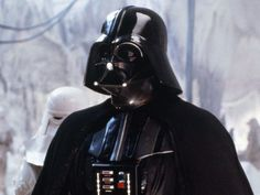 Anakin Skywalker becomes Darth Vader: