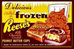 Frozen Reece's Peanut Butter Cups