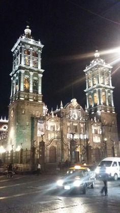 Catedral de Nuestra Señora de la Inmaculada Concepción en Puebla de Zaragoza, Puebla