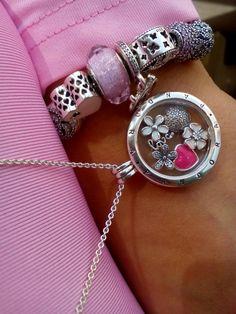 PINK Pandora IN LOVE :-*