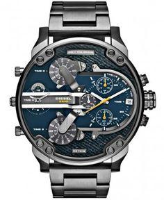 Diesel DZ7331 Mens Mr.Daddy 2.0 Multifunction Chronograph Watch Diesel  Watches For Men 4320ea136ea5