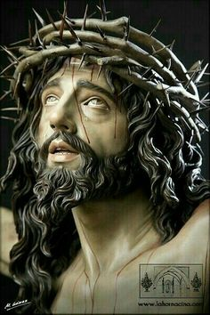 crucifiction of Jesus Christ Religious Tattoos, Religious Art, Religious Images, Image Jesus, Jesus Christ Images, Jesus Christ Statue, Christ Tattoo, Jesus Tattoo, Croix Christ