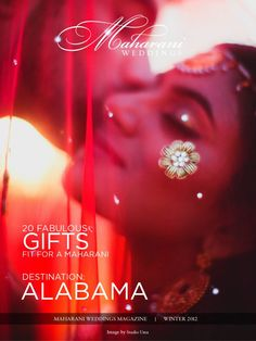 Indian wedding inspiration arrives with our Winter E-magazine | MaharaniWeddings.com