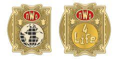 Gold Belts, Professional Wrestling, Wwe, Templates, Stencils, Vorlage, Models