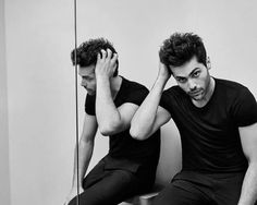 """television: """"Matthew Daddario by Stas May for Interview magazine """" Matthew Daddario, Shadowhunters Tv Show, Alec Lightwood, Malec, Shadow Hunters, Cassandra Clare, Gorgeous Men, Beautiful People, Pretty Boys"""