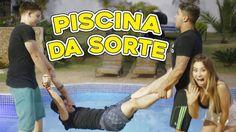 A PISCINA DA SORTE !!!!