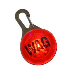 Dog Clip-On Blinking Collar Light Safety Tag - Dog Lover Store Blog