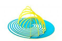 Celestial Card  #lasercut #design #paper #competition #masatoshioka #card #3D