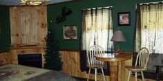 Briar Rose Suite has gone WILD! It is now our Whitetail Deer Suite.