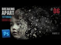 Tutorial Photoshop CS6 - Disintegration effect - YouTube