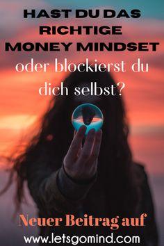 Hast du dich schon mal gefragt wie das Money Mindset von erfolgreichen bzw. reichen Menschen aussieht? Es fängt mit den richtigen Gedanken an! ----- Motivation | Geldfluss | Beeinflussen Successful People, Did You Know, Knowing You, Journaling, Writing, Motivation, Movie Posters, Right Guy, People