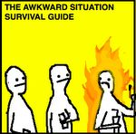 Hyperbole and a Half: The Awkward Situation Survival Guide