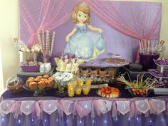 """Photo 1 of 6: Sofia the First / Birthday """"Maria Jose 3 Años"""" 