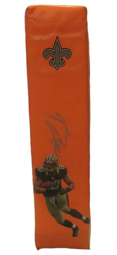 Jimmy Graham Autographed New Orleans Saints Photo Full Size Football End Zone Touchdown Pylon, PSA/DNA, Proof  #JimmyGraham #SuperBowl #SuperBowlChamps #SBChamps #ProBowl #EndZonePylon #Pylon #TDPylon #NewOrleansSaints #NewOrleans #Saints #WhoDat #WhoDat? #NFLFootball #NFL #Football #Autographed #Autographs #Signed #Signatures #Memorabilia #Collectibles #FreeShipping #BlackFriday #CyberMonday #AutographedwithProof #PSADNA #PSA #Authentication #Authenticated