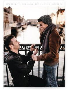 gay cute gay couple couple couple love is love wins guys gay Beaux Couples, Cute Gay Couples, Couples In Love, Muslim Couples, Save The Date Postcards, Save The Date Magnets, Gay Proposal, Proposal Photos, Proposal Ideas