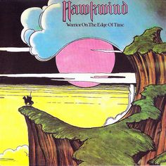 Warrior at the Edge of Time - Hawkwind