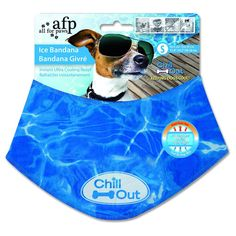 The All for Paws Ice Bandanas for dogs are activated by water, they are light and soft to the touch, making them comfortable for your dog to wear around their neck. The All for Paws Ice Bandana will make your dog feel cool, not wet and retains moisture for hours. When the All for Paws Ice Bandana starts to dry out simply re activate the bandana by putting it in water and wring out the excess moisture. To use simply submerge in water for approximately a minute then gently wring out the excess wat Best Dog Shampoo, Short Haired Dogs, Picnic Blanket, Outdoor Blanket, Dog Bandana, Small Dogs, Pet Birds, Best Dogs, Products
