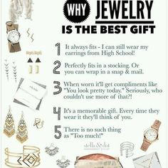 You really can't argue with that kinda logic. #stelladot #jewelry has something for every #woman on your #holiday #gift #giving list. Most for under $50. Click the link in my bio and take a peek. #stelladotstyle #ilovejewelry #stylist #jewelryaddict