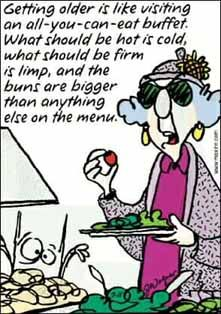 and please keep your sense of humor...you'll need it!   ... maxine