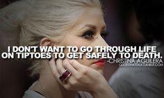 So true Christina<3