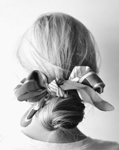 Pretty hair updo