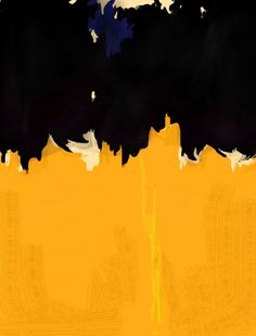 "ymutate: ""Clyfford Still - PH-950, 1950, oil on canvas """