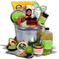 Ultimate Margarita Madness Gift Basket by GourmetGiftBaskets.com                                                                                                                                                                                 More