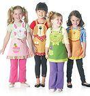kid's apron pattern - McCalls 6298 *