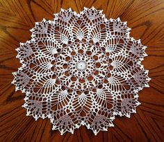 Doily Giveaway! by Pammy Sue1, via Flickr
