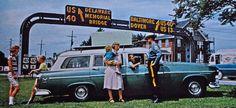 Toutes les tailles | Vintage Photo: 1950s State Trooper And Family | Flickr : partage de photos !