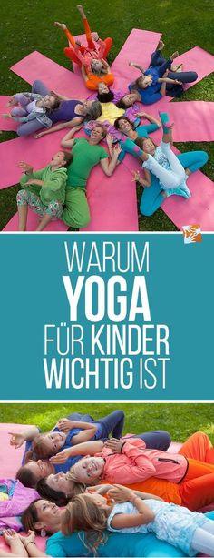 Warum Yoga für Kinder wichtig ist: Wirkung und wissenschaftliche Erkenntnisse #yoga #lebenmitkindern #kinderyoga