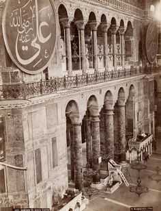 Pictures Of Turkeys, Old Pictures, Old Photos, Turkish Architecture, Beautiful Architecture, Historic Architecture, Hagia Sophia Istanbul, Turkey History, Islamic Paintings