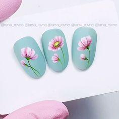Spring Nails, Summer Nails, Nail Stencils, Nail Art Designs, Nail Fashion, Manicures, Desert Recipes, Pen And Wash, Heavenly Nails