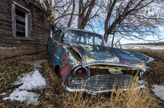 Mark Iocchelli is an Edmonton, Alberta, Canada fine art photographer specializing in images of the Canadian prairies, urbex (urban exploration), rural decay, homesteads, abandoned houses, barns, sheds, automobiles and machinery.