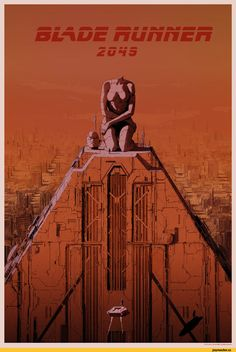 Maciej Kuciara,artist,красивые картинки,Blade Runner