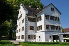 Schloss Knonau - Hochzeitslocation in Knonau