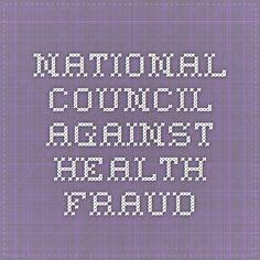 National Council Against Health Fraud
