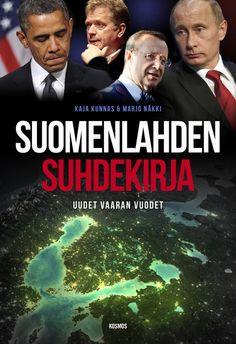 Kaja Kunnas & Marjo Näkki: Suomenlahden suhdekirja Kaja, Movie Posters, Movies, Films, Film Poster, Cinema, Movie, Film, Movie Quotes